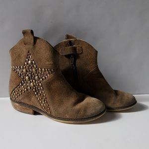Tucker + Tate 2m girls star ankle boots